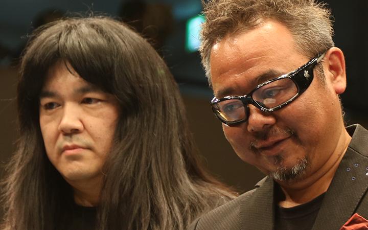 川野悟さんと中村之洋さん