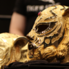 """リアルジャパンプロレス体験記-2 """"元気な姿を披露した初代タイガーマスク、純金マスクとお披露目"""""""